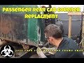 Passenger rear cab replacement EP26 1955 Ford F100 Restomod Frame Swap Ratrod