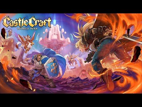 [Castle Craft: World War] Main PV_(EN)