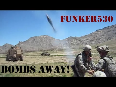 RAPID MORTAR FIRE AT TALIBAN
