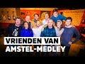 Maan, Kraantje Pappie e.a. zingen Vrienden van Amstel-medley! | Live bij de Coen & Sander Show