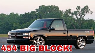 10 LOUD Minutes of 454 Chevy Big Block Pure Sounds