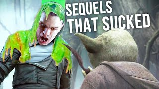 10 Video Game Sequels THAT SUCKED