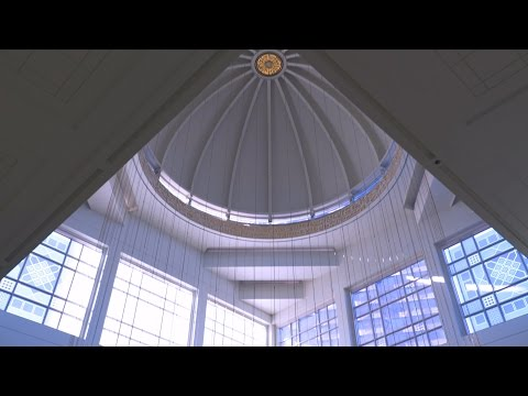 Islamic Cultural Center In NYC | Curbed Tours