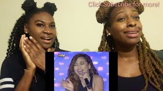 Morissette Amon Sings Emotions On Showtime Reaction