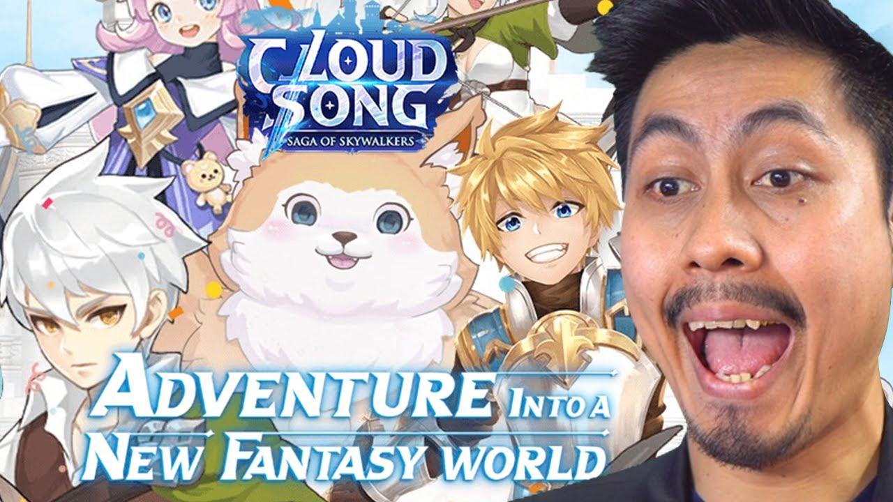 Itulah Dia Game Baru Kita Cloud Song