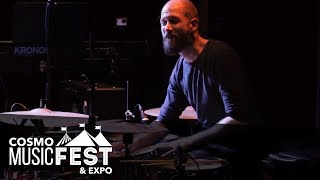 Benny Greb (Drum Clinic) at CosmoFEST 2018 - Cosmo MusicFEST & EXPO