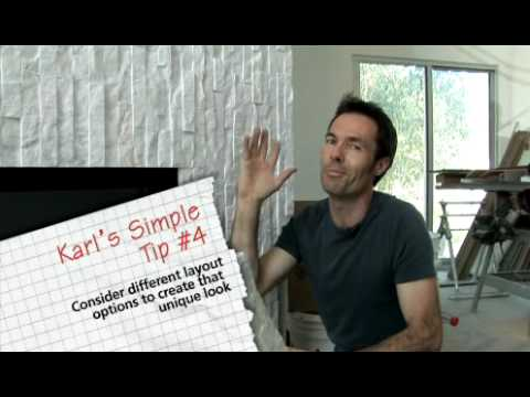 Karl Champley's Simple Home Improvement Tip #4