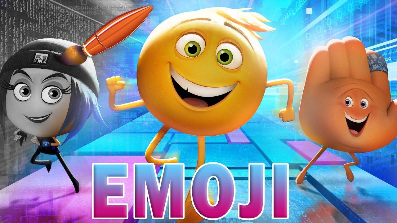 Hi 5 coloring pages - Emoji Movie 2017 Coloring Book For Kids Kids Coloring Pages With Gene Jailbreak Hi 5