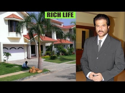 Anil Kapoor Rich LifeStyle | Income | Property | Cars | Net Worth