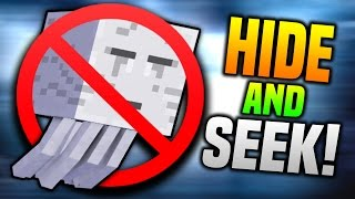 GHOST BUSTERS MODDED HIDE & SEEK! (Minecraft)