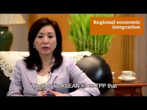 Regional economic integration in Asia Pacific