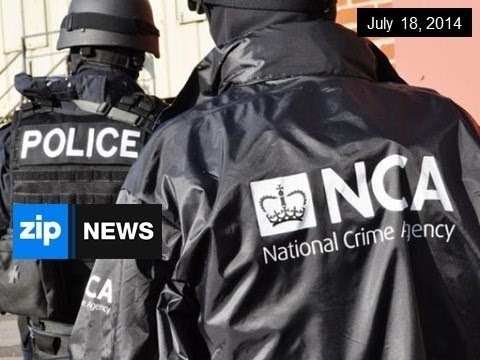 Police Arrest 660 Pedophiles - July 18, 2014