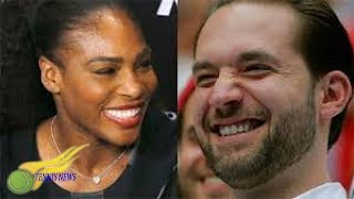 Serena Williams explains relationship with