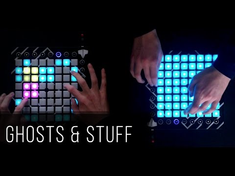 Deadmau5 - Ghosts & Stuff (Ft. Rob Swire) // Launchpad Cover