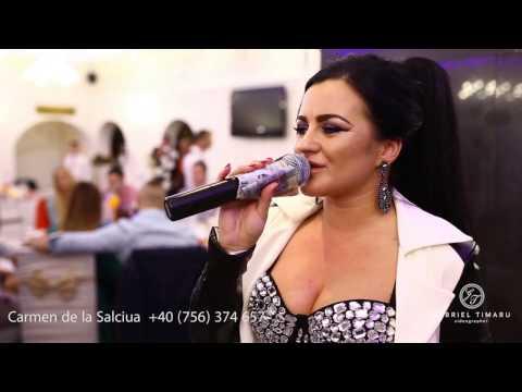 Carmen de la Salciua - Sus la munte la izvor / Mugur mugurel colaj JIENE LIVE