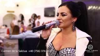 Carmen de la Salciua - Sus la munte la izvor Mugur mugurel colaj JIENE LIVE