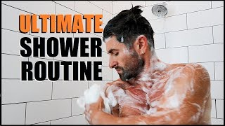 The ULTIMATE 5 Min Shower Routine | Tricks To Get Ready FASTER & MORE  Efficiently