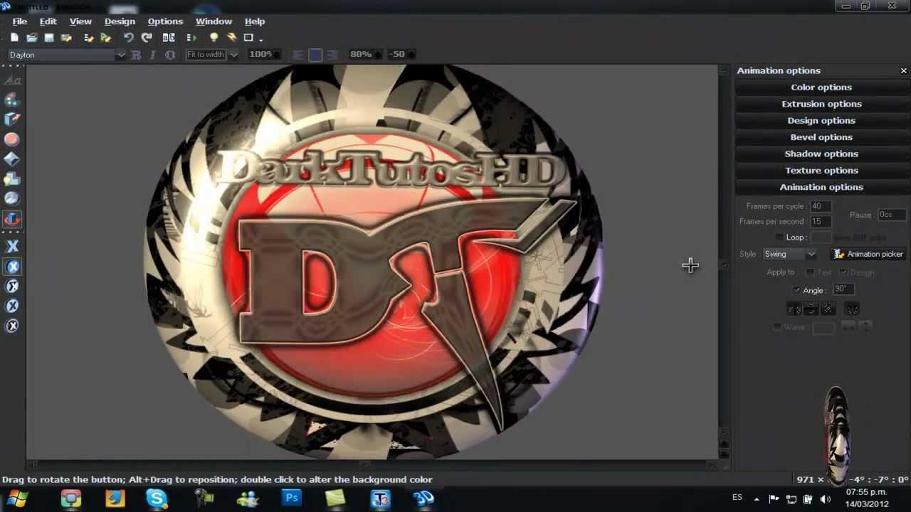 Tutorial xara 3d hacer un logo animado y poner en tus for Crear cocinas 3d gratis