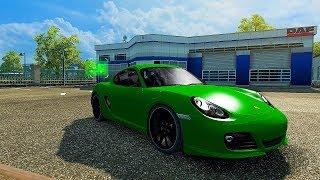 Porsche Cayman - ETS2[Euro Truck Simulator 2]