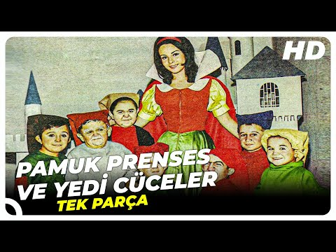 Pamuk Prenses ve Yedi Cüceler - Türk Filmi