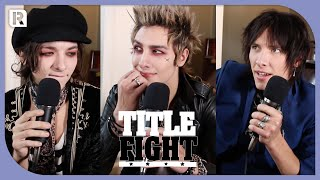 How Many Palaye Royale Songs Can The Band Name In 1 Minute? - Title Fight