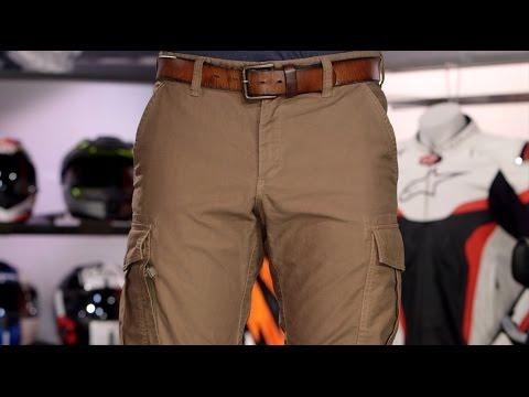 Spidi Torpedo Cargo Pants Review at RevZilla.com