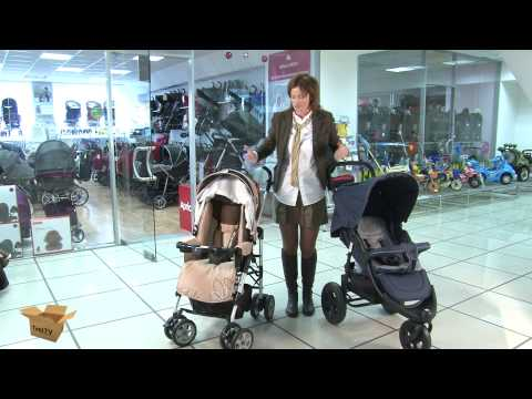 Китайские прогулочные коляски. Возить от 6 мес. до 15 кг.