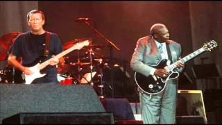 B.B. King with Eric Clapton - Ten Long Years