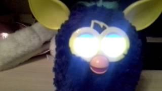 2 серия мой фёрби и его хорактеры злой фёрби