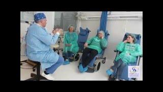 Chirurgia refrattiva: video intervento 2a parte