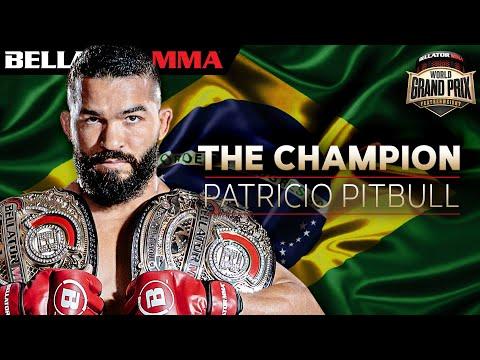 Patricio Pitbull: The Champion   Extended Preview   Bellator MMA