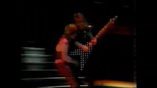 Ozzy Osbourne - Crazy Train (1981 Video)