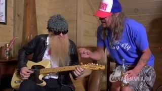 ZZ Top's Billy Gibbons ft. Kid Rock (Русская озвучка)