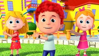 If You are Happy | Schoolies Cartoon for Kids | Videos for Babies