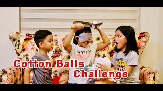 Gambar cover Cotton Ball Challenge by Galang Kids, Vlog #4