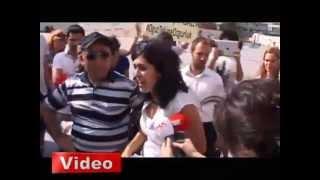 Bayrakçı Ali Sarıçiçek Tahliye Edildi