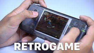 Trên tay RetroGame - máy chơi game cổ Gameboy, NEOGEO...