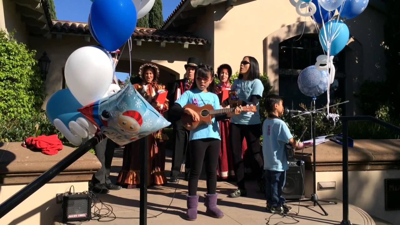 Nathan performs with Dorothy Cho at Irvine Northpark ...