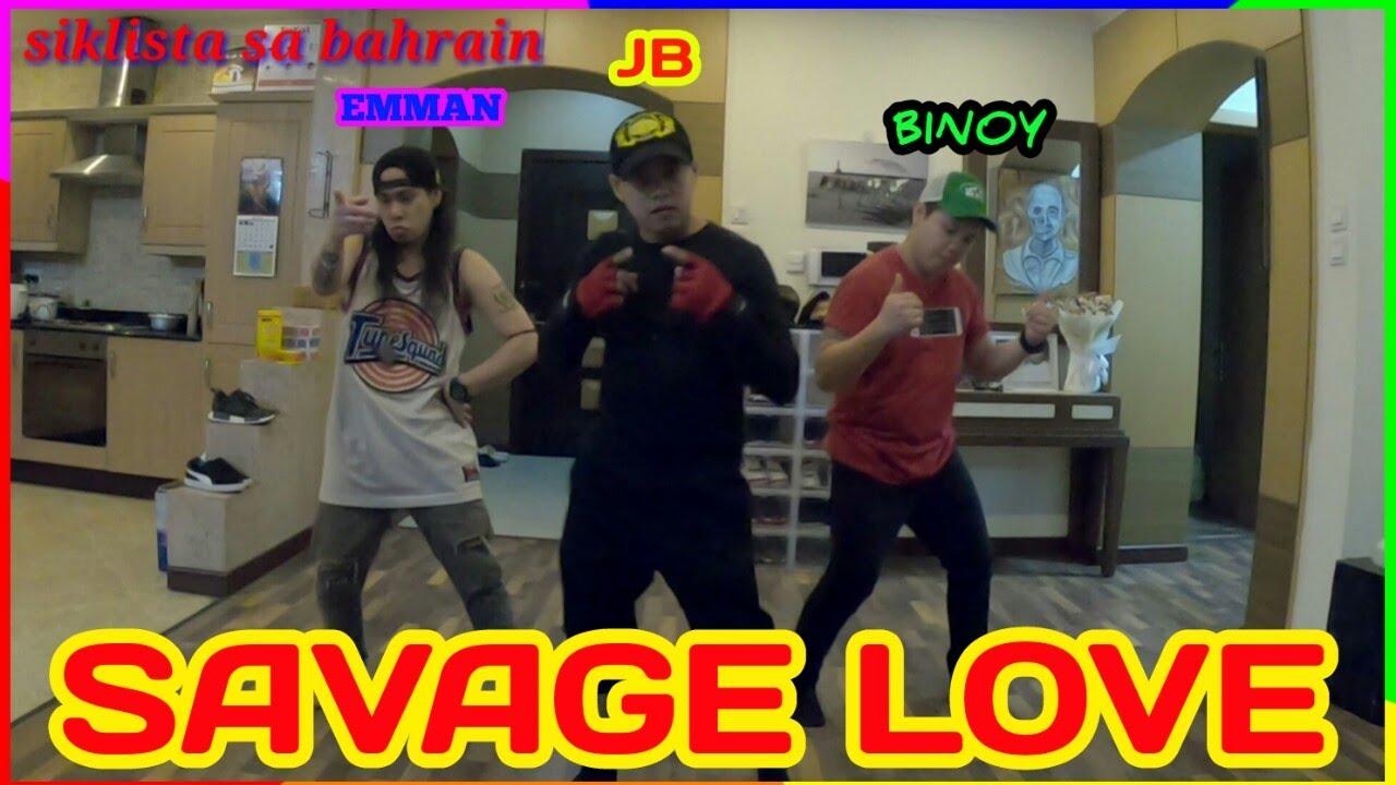 Vlog#52 #Savage love ito na indak kasama uli ang NAF dancer BINOY & EMMAN