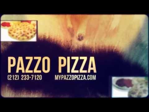 Pazzo Pizza-Restaurant near New York, NY 10017-Pizza