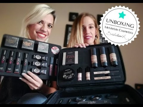 Mememe cosmetics & give away:Το πιο τέλειο βαλιτσάκι μακιγιάζ