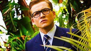 KINGSMAN 2 Premier Extrait ✩ Colin Firth, Channing...