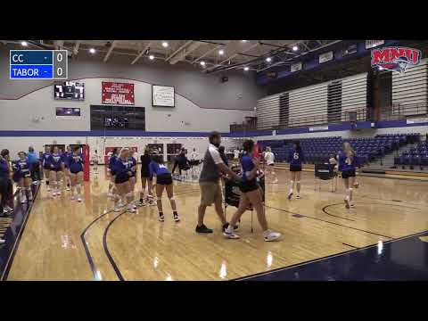 Tabor College Volleyball vs Columbia College 2020