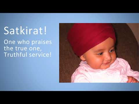 10 Royal Sikh Name List For Baby Boys And Girls