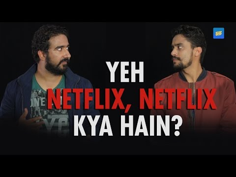 ScoopWhoop: What The Hell Is Netflix?