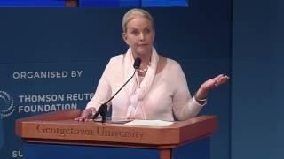 Trust Conference America Forum - Cindy McCain