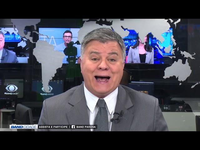 (25/02/2019) Assista ao Band Cidade Curitiba 2ª edição desta segunda-feira | TV BAND PARANÁ