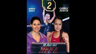 MFL 2 - Nadia Bossé vs Carmen Martin
