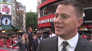 Tatum, Driver on 'unfortunate' box office opening