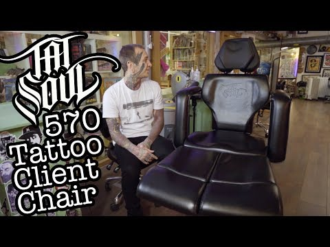 570 CLIENT CHAIR BY TATSOUL / BEST ONE OUT THERE